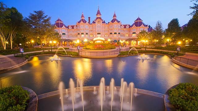 Disneyland Hôtel à Disneyland Paris