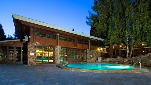 photo hôtel disneyland paris sequoia lodge