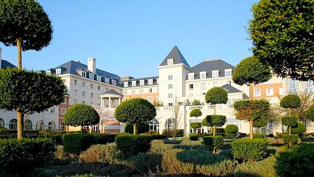 hotel partenaire disney hotel vienna house dream castle hotel