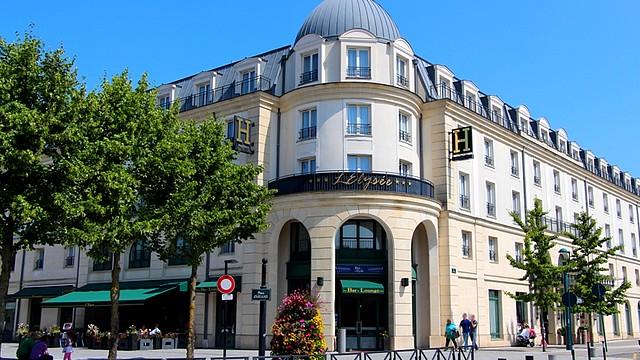 hotel partenaire disney hotel l'élysée val d'europe