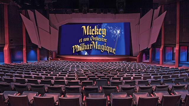attraction disneyland paris mickey et son orchestre philarmagique