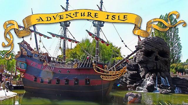 attraction disneyland paris adventure isle