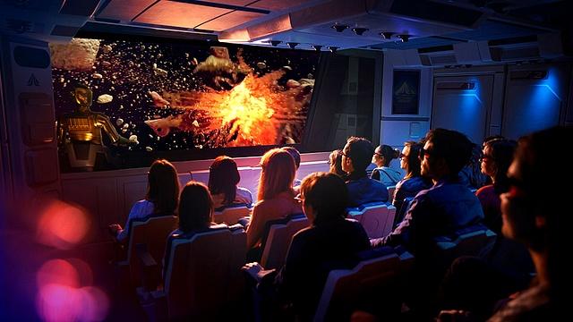 attraction star wars star tours l'aventure continue attraction disneyland paris