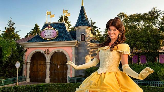 disneyland paris le pavillon des princesses