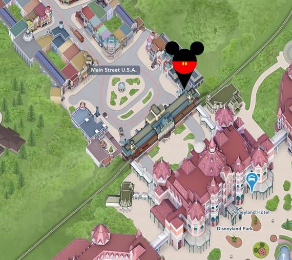 location de poussettes parc disneyland paris
