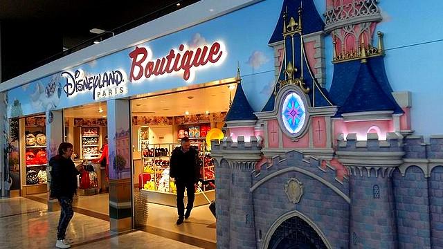 boutique disney store france terminal 2a roissy charles de gaulle