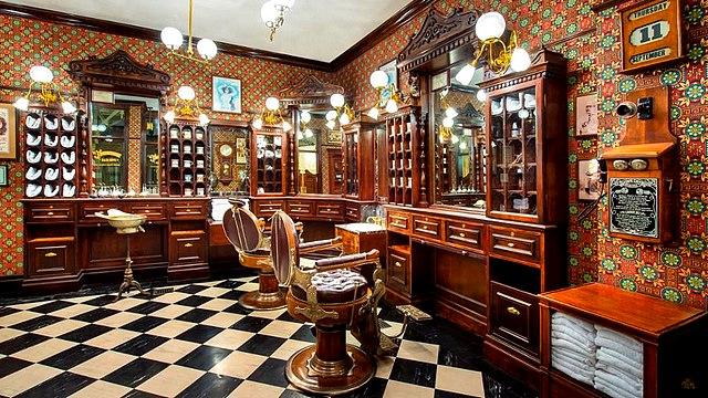boutique disneyland paris barbier dapper dan's hair cut boutique disney