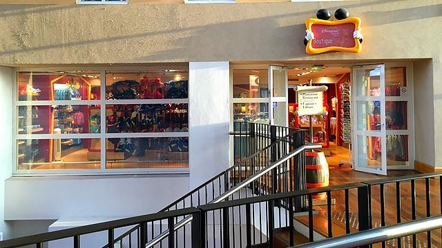 boutique disneyland paris boutique des hotels partenaires boutique de l'hotel algonquin's explorers