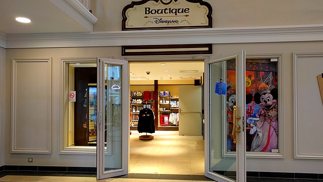 boutique disneyland paris boutique des hotels partenaires boutique disney de l'hôtel B&B