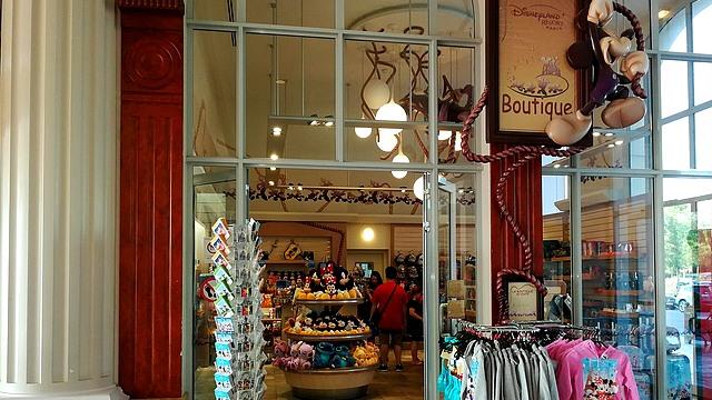 boutique disneyland paris boutique partenaire disney boutique de l'hotel vienna house dream castle