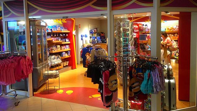 boutique disneyland paris boutique des hôtels partenaire boutique de l'hôtel vienna house magic circus