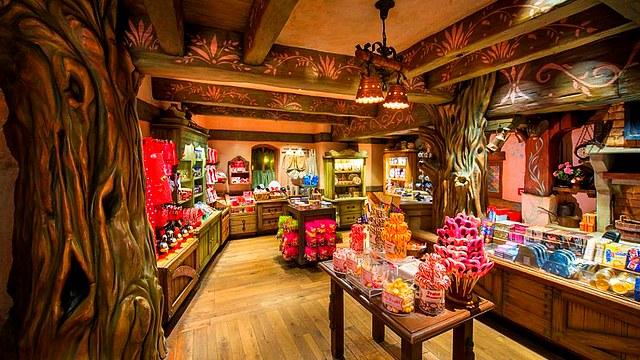 boutique disneyland paris boutique la confiserie des trois fées boutique disney