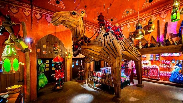 boutique de disneyland paris boutique les trésors de schéhérazade boutique disney
