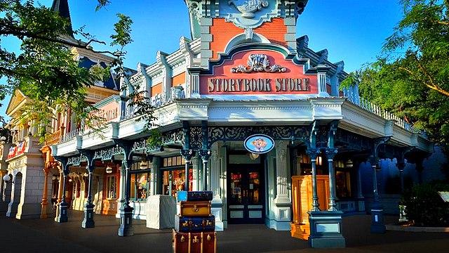 boutique disneyland paris boutique the storybook store boutique disney