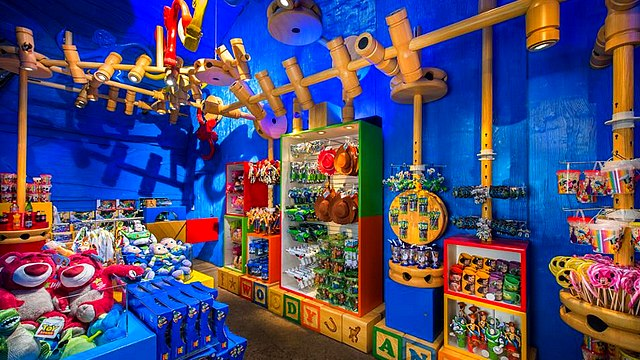 boutique disneyland paris boutique walt disney studios boutique toy story playland