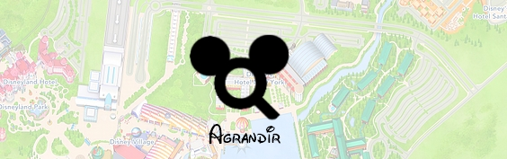 map plan boutique disneyland paris