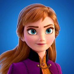 princesse disney anna