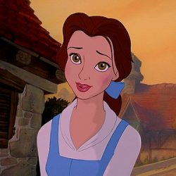princesse disney belle