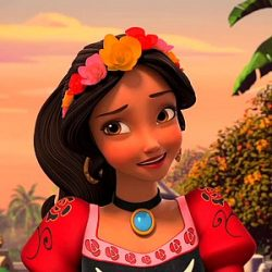 princesse disney elena avalor