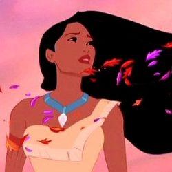 princesse disney pocahontas