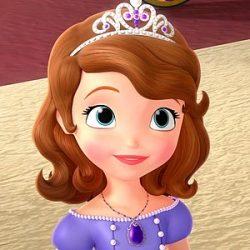 princesse disney sofia
