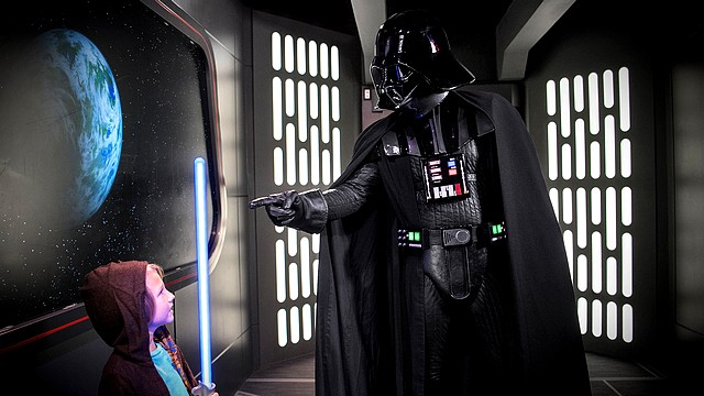 rencontre dark vador disneyland paris star wars