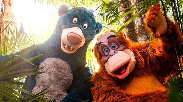 rencontre baloo à disneyland paris