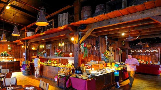 restaurant disneyland paris restaurant disney village restaurant la grange à billy bob