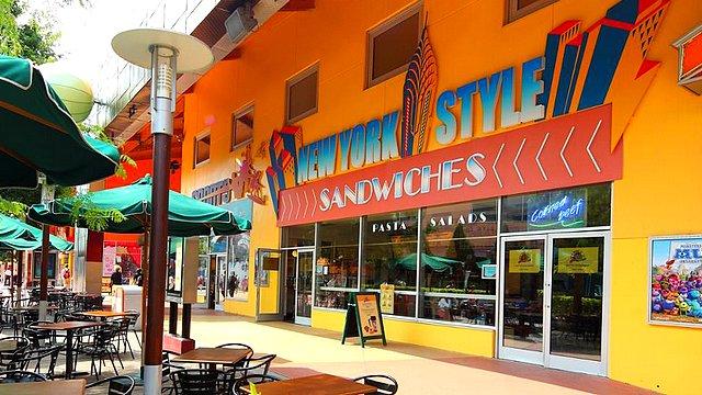 restaurant disneyland paris restaurant disney village restaurant new york style sandwiches