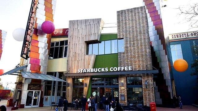 restaurant disneyland paris restaurant disney village restaurant starbucks coffee