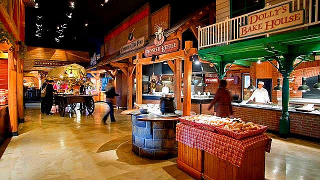 restaurant disneyland paris restaurant hotel disney restaurant chuck wagon cafe