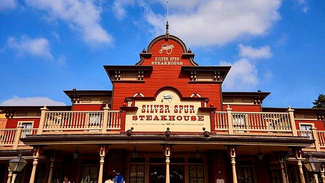 restaurant disneyland paris restaurant silver spur steakhouse