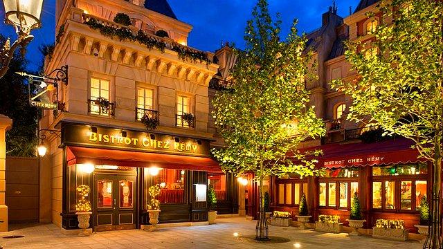 restaurant disneyland paris restaurant walt disney studios restaurant bistrot chez remy