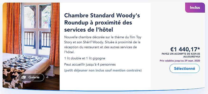 acheter forfait hotel billet d entree pour disneyland paris