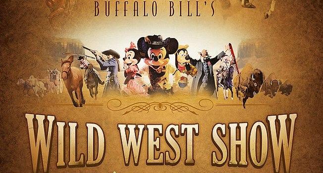 acheter un forfait billet d'entrée hotel à disneyland paris avec spectacle buffalo bill