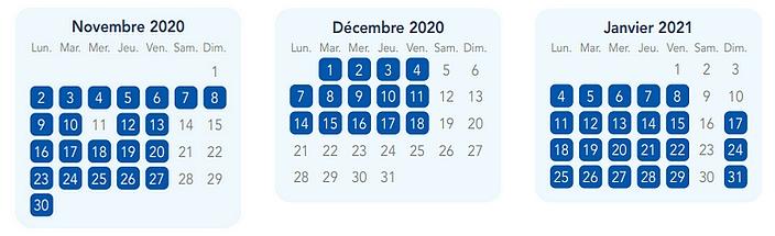 calendrier pass annuel discovery pour disneyland paris pass annuel disney