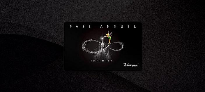 pass annuel disney pass annuel infinity pour disneyland paris