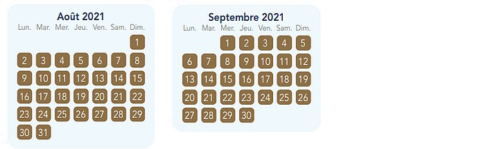 calendrier pass annuel magic plus pour disneyland paris 4