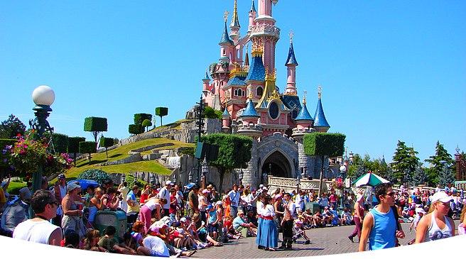 fréquentation et affluence à Disneyland Paris