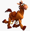 toy story cheval