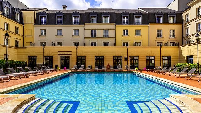 hipark by adagio serris val d'europe hotel proche de disneyland paris