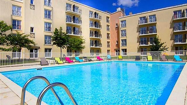 résidence du parc val d'europe hotel proche de disneyland paris