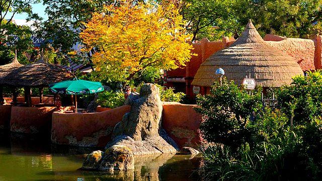 restaurant disneyland paris restaurant café de la brousse