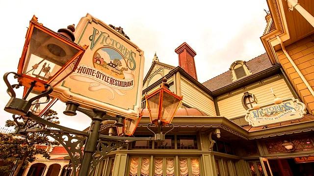 restaurant disneyland restaurant victoria-s home style
