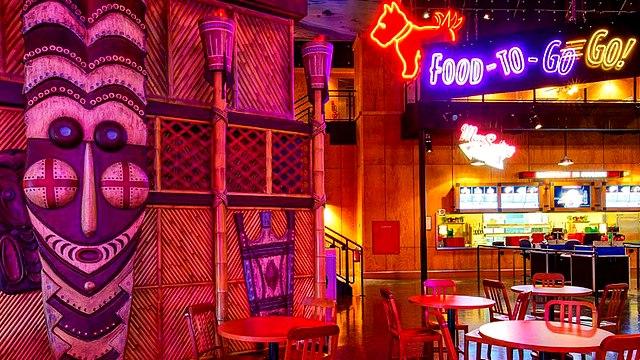 restaurant walt disney studios restaurant hep cat corner