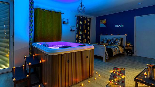 suite sparadise hotel proche de disneyland paris