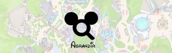 map plan localisation restaurants disneyland paris