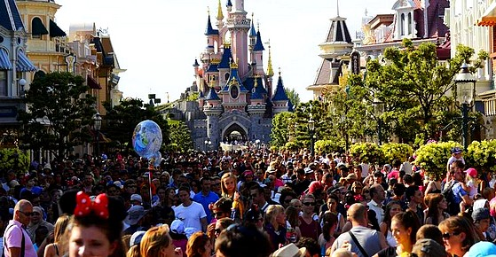 standby pass et l'affluence à disneyland paris
