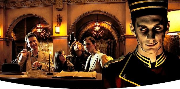 halloween a walt disney studios