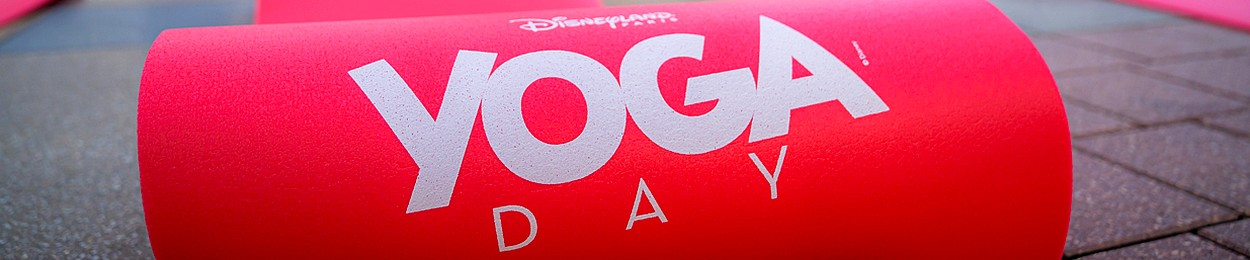 yoga day disneyland paris prochaine date